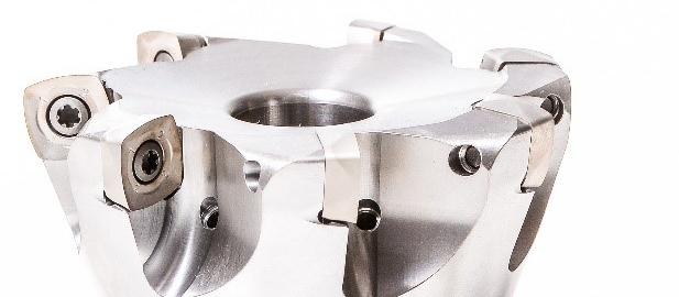 High Feed-FO12 Ø 125mm, Z=10